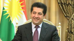 """""""مسرور بارزانی"""" به عنوان نخست وزیر جدید کردستان عراق انتخاب شد"""