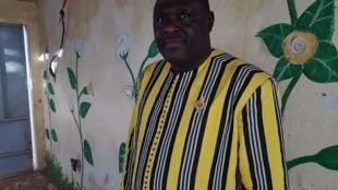 Abdoulaye Mossé, commissaire général du Salon international du textile africain.