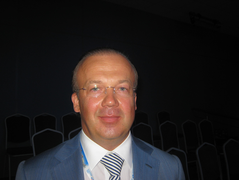 Сопредседатель общероссийской общественной организации «Деловая Россия» Андрей Назаров
