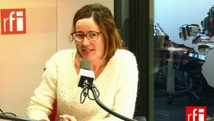 RFI Convida a antropóloga Amanda Dias