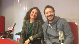 Camille Toubkis et Mehdi Barsaoui pour «Un Fils».
