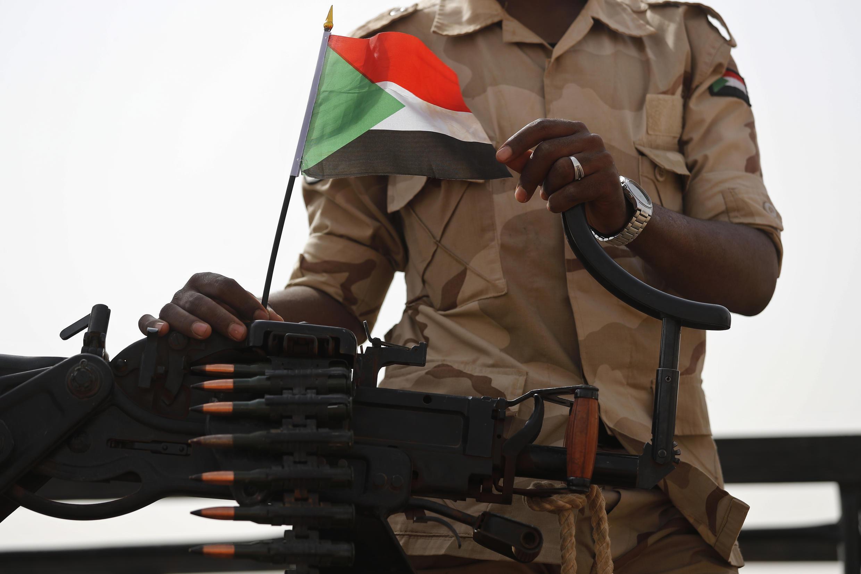 PHOTO Soudan - Forces de soutien rapide - 22 juin 2019