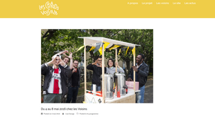 Site du projet Les Grands Voisins.