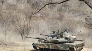 Os norte-coreanos renovaram as ameaças contra a Coreia do Sul neste sábado