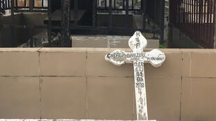 RDC - Mitendi - Tombe de Chebeya