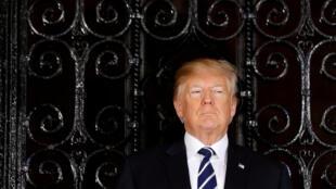 C'est dans sa résidence de Mar-a-Lago, en Floride, que Donald Trump a reçu Shinzo Abe, le Premier ministre du Japon.