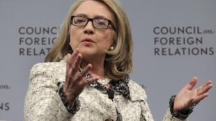 هیلاری کلینتون - ٣١ ژانویه ٢٠١٣