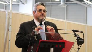 Olivier Bianchi, maire de Clermont-Ferrand et président de Clermont Auvergne Métropole