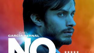 Gael García Bernal interpreta al joven publicista René Saavedra en 'No'.