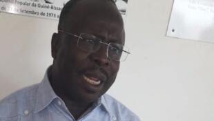 Iafai Sani, deputado do PAIGC e presidente da comissão especializada do parlamento guineense para os Negócios Estrangeiros e Emigração na Guiné-Bissau
