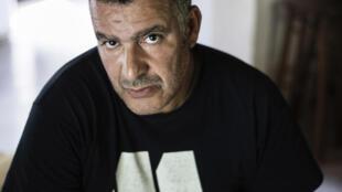 Portrait de l'écrivain Magyd Cherfi pour son livre «Ma part de Gaulois».