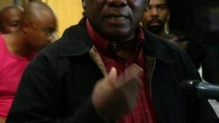 Cyril Ramaphosa, le 4 février 2012. Il était le favori de Nelson Mandela pour sa succession