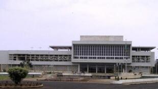 Assembleia Nacional, cidade de São Tomé