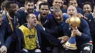 法國國家男子手球隊第六次獲得世錦賽冠軍20171月29日