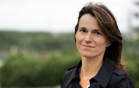 Outgoing culture minister Aurélie Filipetti
