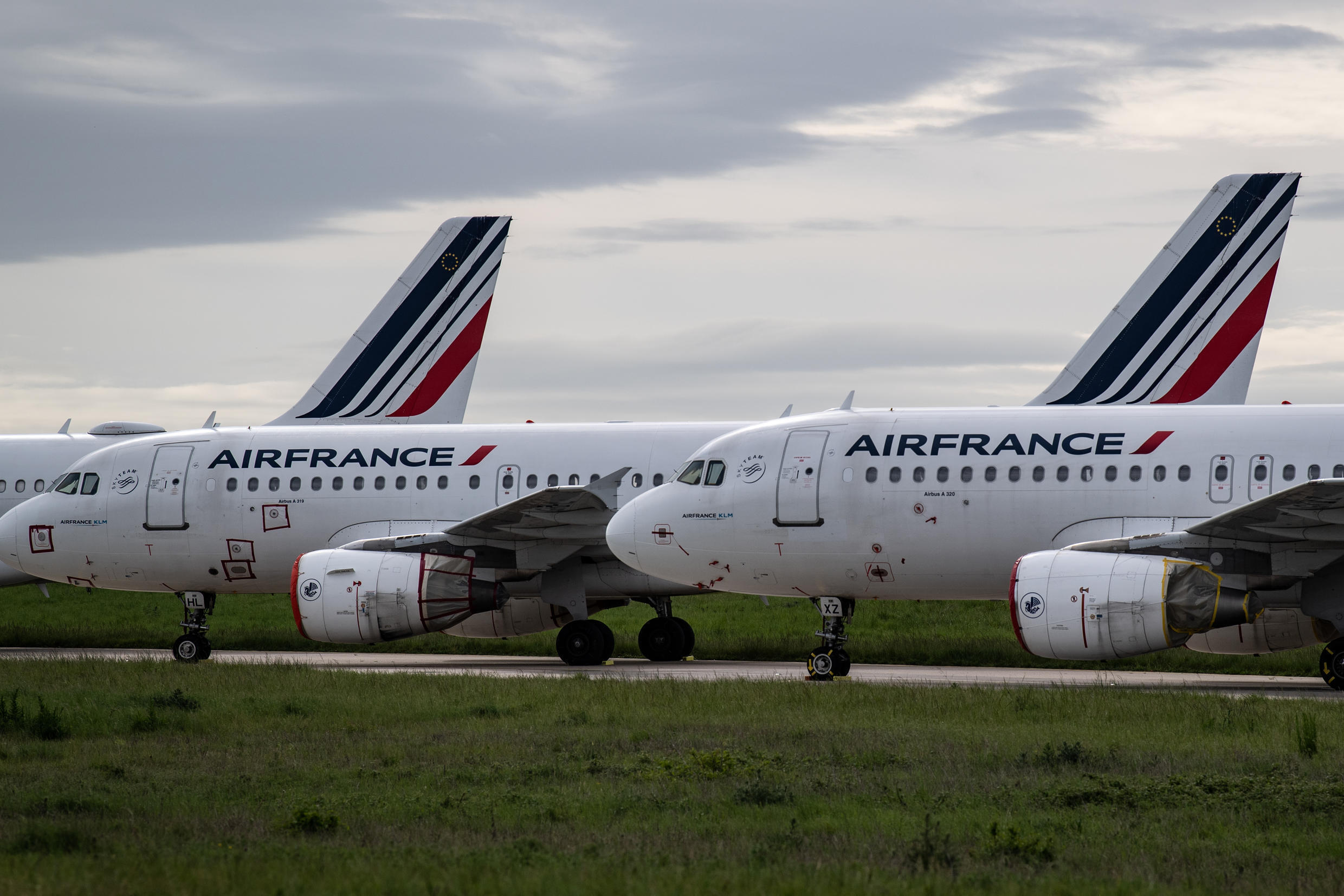 """An Air France plance was forced to make an emergency landing in  Beijing after """"a technical incident"""""""