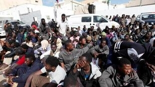 Libyan dai ita ke matsayin hanaya mafi sauki ga bakin hauren da ke son tsallakawa Turai don cirani, wanda kuma suka kara yawaita tun bayan hambarar da gwamnatin Mu'ammar Gaddafi a shekarar 2011.