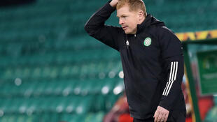 Celtic manager Neil Lennon is under pressure after a 2-2 draw at Hibernian