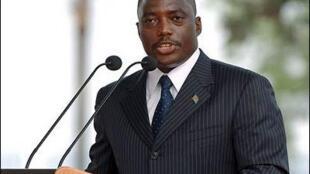 Rais wa Jamuhuri ya Kidemokrasia ya Congo RDC, Joseph Kabila Kabange