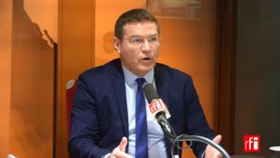 Marc Attali sur RFI le 14 mai 2018.