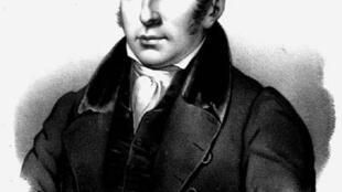 Pierre Antoine Berryer (1790-1868), avocat et homme politique français.