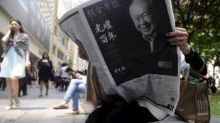 新加坡前总理李光耀2015年3月23日逝世