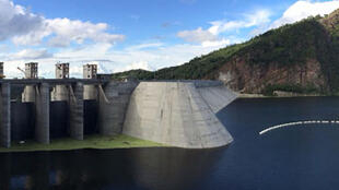La central hidroeléctrica de Sogamoso, al noreste de Colombia, es una de las principales centrales de producción eléctrica de Isagén.