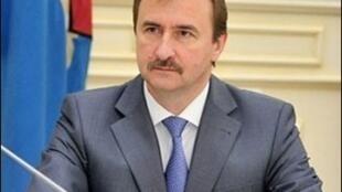 Мэр Киева Александр Попов