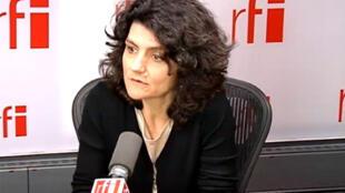 Sophie Pommier, directrice du cabinet conseil Méroé et spécialiste de l'Egypte.