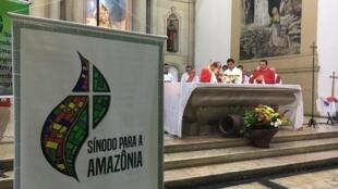 Catedral Nossa Senhora da Conceição, em Manaus.