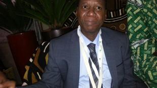 Ilias Dogoloum Goro, PDG de l'Office du Niger.