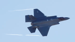 """هواپیمای """"اِف -۳۵ اِی"""" نیروی هوایی ایالات متحده آمریکا"""