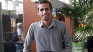 حمید بابایی، روز سهشنبه ۶ اوت/۱۵ مرداد، پس از تحمل شش سال حبس از زندان آزاد شد-تصویر از آرشیو