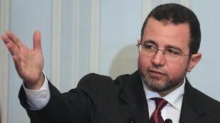El primer ministro egipcio Hicham Qandil, este 2 de agosto de 2012.