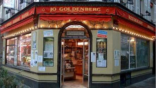 Back in the day ... Jo Goldenberg's Deli before it closed down