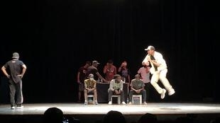 IMAGE 4e édition de «Madagascar Danse Debout» à Antananarivo, le 14 mars 2021. 15/03/2021