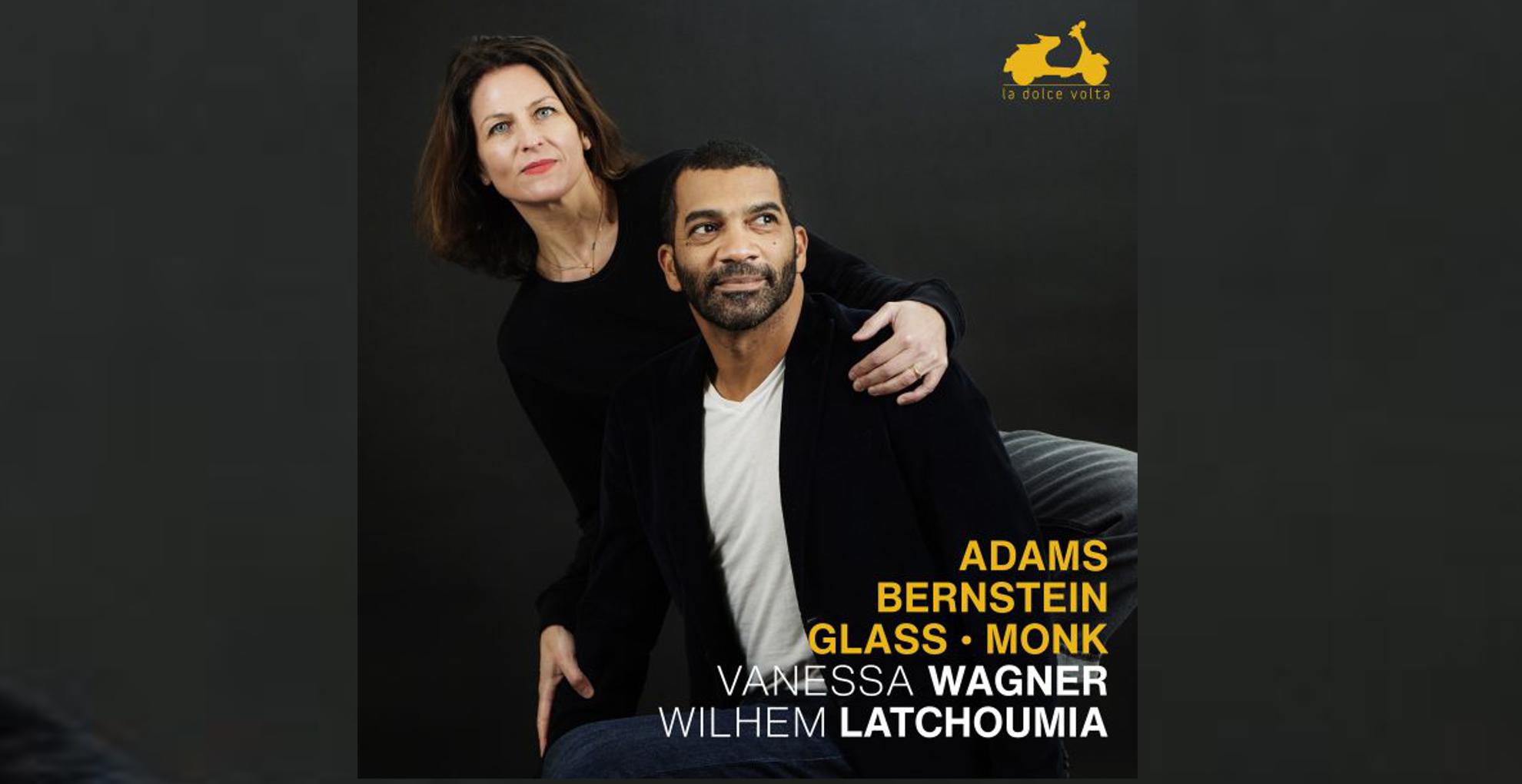 Vanessa Wagner et Wilhem Latchoumia