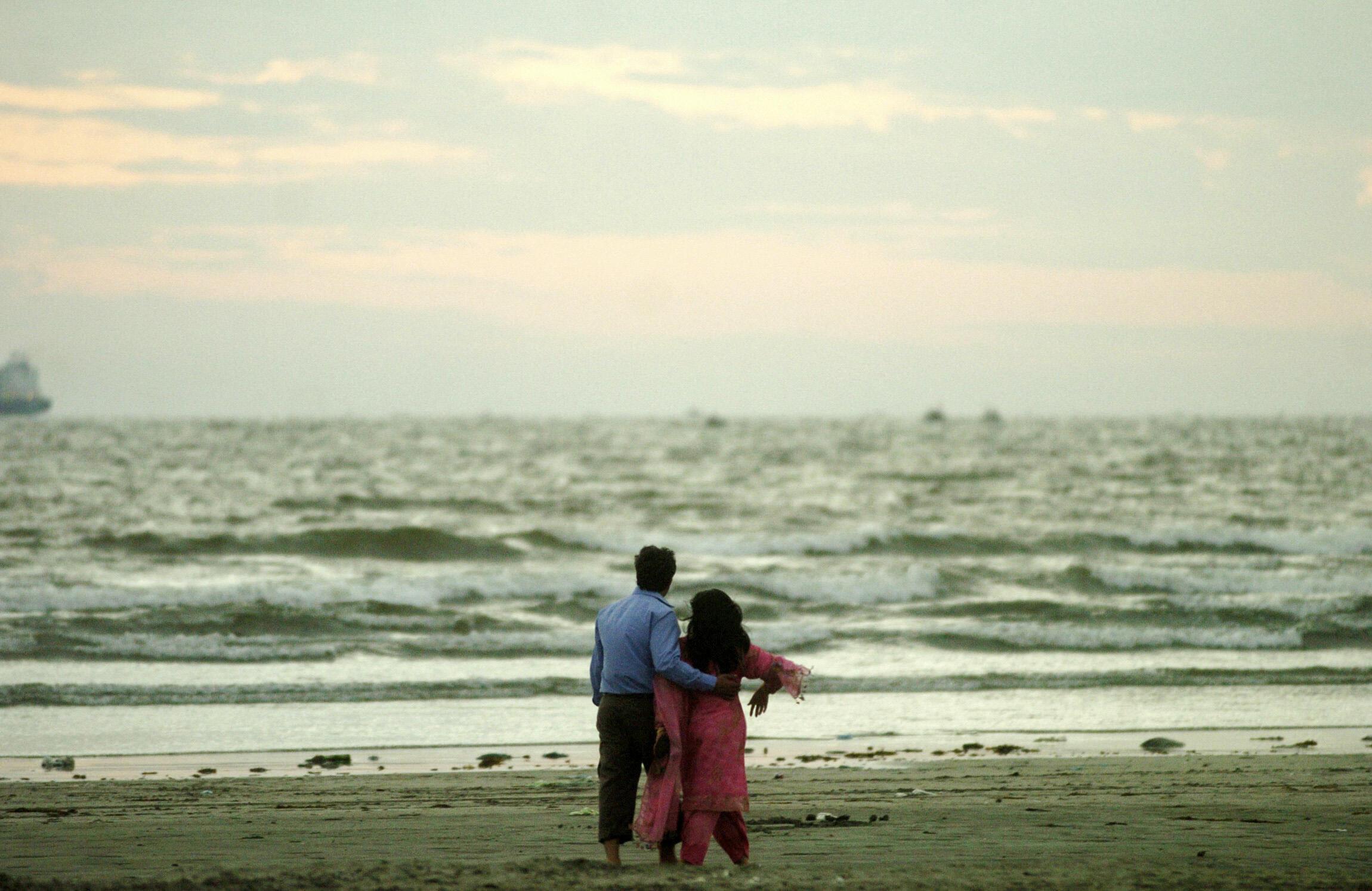 Image RFI Archive - Pakistan couple amour