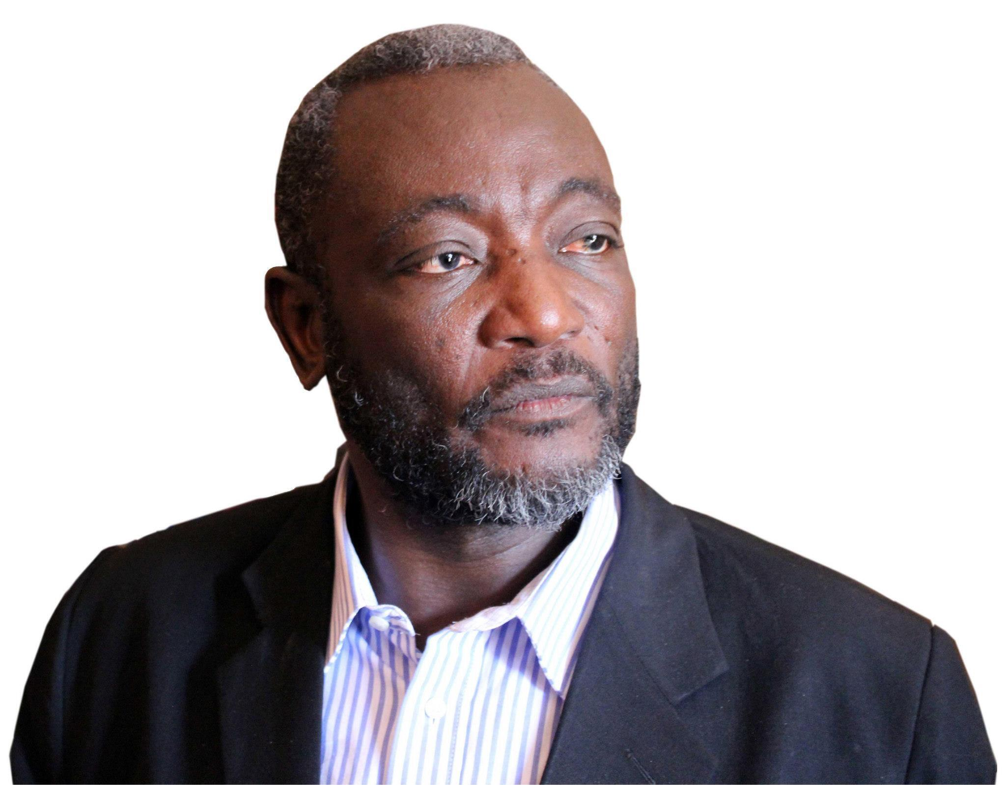 Oumar Mariko, secrétaire général du Sadi, candidat à la présidentielle malienne.