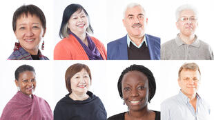 Huit témoignages de femmes et d'hommes qui se battent au quotidien pour faire respecter les droits de l'homme et dénoncer leurs violations.