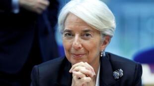 Mkuu wa fuko la fedha duniani IMF Christine Lagarde