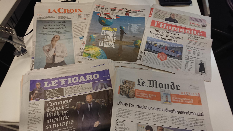 Diários franceses 15.12.2017