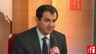 Ahmet Ogras, président du Comité de coordination des musulmans turcs de France (CCMTF) et vice-président du bureau du Conseil français du culte musulman.