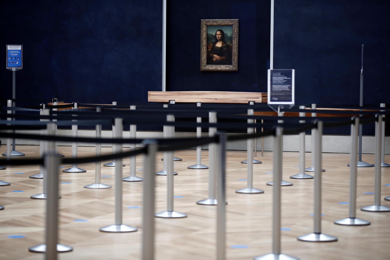France Paris Musée du Louvre Covid-19 2020-12-07T150640Z_596977729_RC2FIK9J0Y9S_RTRMADP_3_HEALTH-CORONAVIRUS-FRANCE-LOUVRE-AUCTION