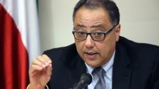 Le vice-président de la Banque mondiale responsable de la région Afrique, Hafez Ghanem.