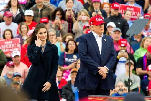 Hope Hicks, a close aide to President Donald Trump, has reportedly tested positive for coronavirus