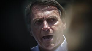 """""""Un año sombrío para la libertad de prensa en Brasil"""", denuncia un informe de RSF que asegura que 85% de los ataques provinieron del presidente Bolsonaro y sus tres hijos dedicados a la política"""