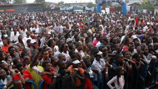 Tamsha AMANI mjini Goma DRC Februari 2014