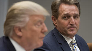 trump-flake-republicains-arizona