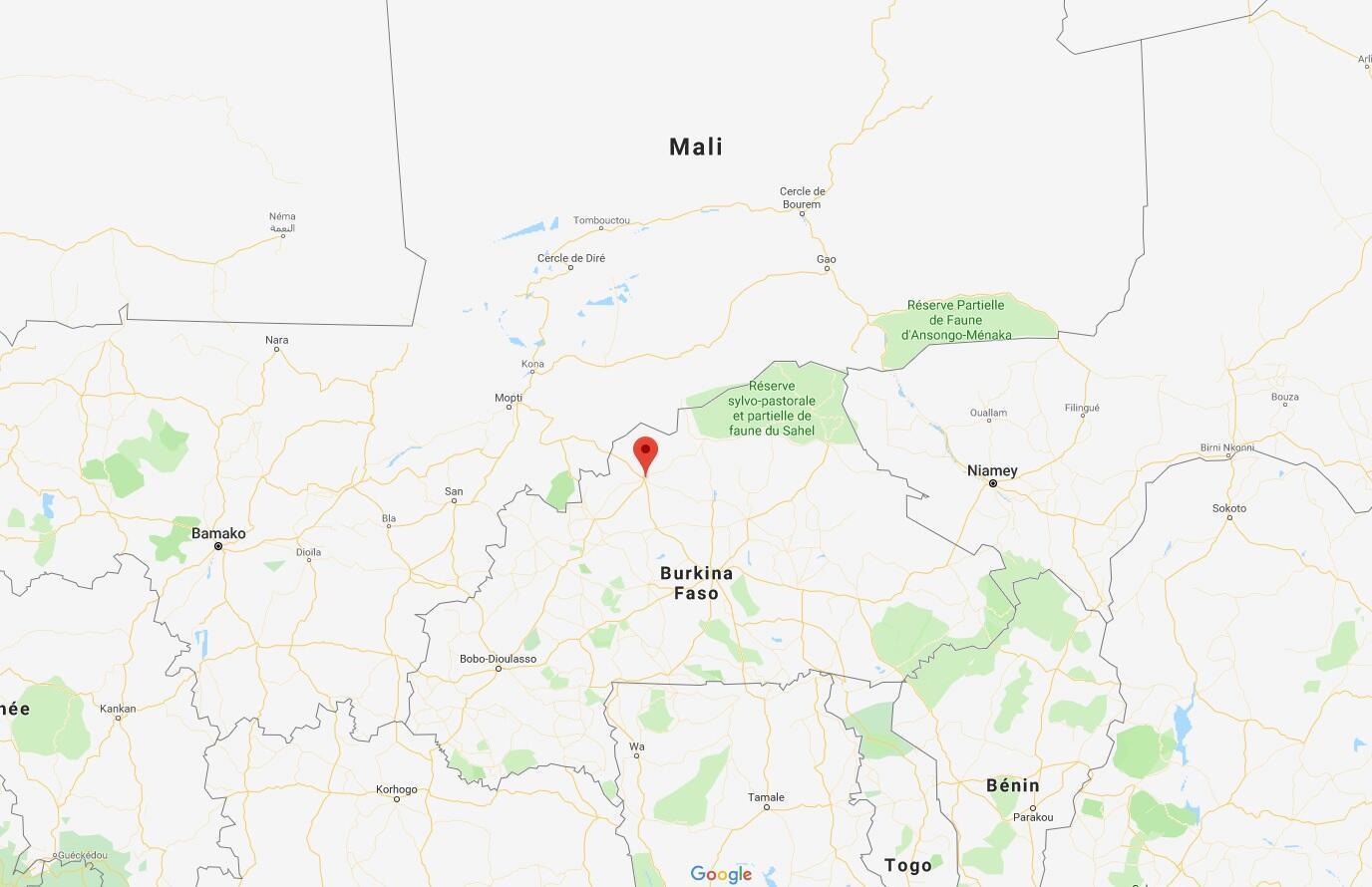 Cette nouvelle attaque a visé une église de l'archidiocèse de Ouahigouya dans le nord du Burkina Faso, le 13 mai 2019.